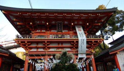 生田神社初詣2020|混雑回避の方法や駐車場を調査!交通規制や参拝時間も